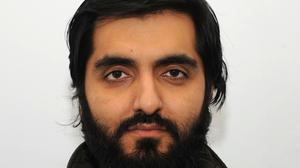 Jamshed Javeed is to be sentenced at Woolwich Crown Court