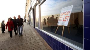 Business rates breakdown by different types of retailers and leisure sectors. (Chris Radburn / PA)