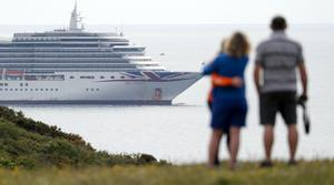 UK holidaymakers are being urged by the Government to avoid travelling on cruise ships (Andrew Matthews/PA)
