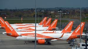 The founder and largest shareholders of easyJet has called for the removal of the CEO and chairman (Nick Ansell/PA)
