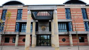 Teesside Crown Court was told a prisoner planned armed robberies from his cell