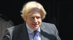 Boris Johnson said the Government was 'concerned' about the legislation (Stefan Rousseau/PA)
