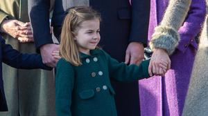 Princess Charlotte is celebrating her fifth birthday (Joe Giddens/PA)