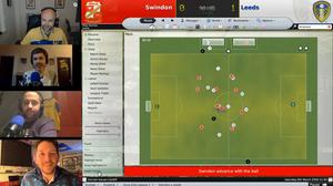 The Square Ball's Football Manager marathon (The Square Ball)