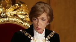 Powerful lady: Fiona Woolf has been appointed to investigate Establishment figures