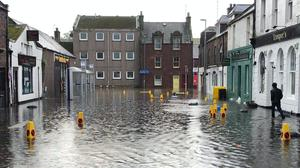 There could be more flooding across the UK (Martin Anderson/PA)