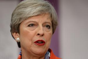 Prime Minister Theresa May set out plans to review the UK's counter-terror strateg