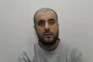 Aqeel Ahmed who has been jailed for four years at Manchester Crown Court (Greater Manchester Police/PA)