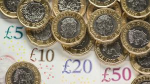 Across Britain, nearly a third said coronavirus had already impacted their personal income, the poll shows PA)