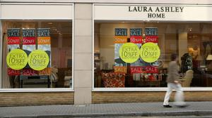 More Laura Ashley stores are set to close (PA)