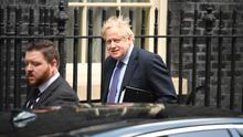 Boris Johnson's Brexit team have been ordered to come up with a new plan (Stefan Rousseau/PA)