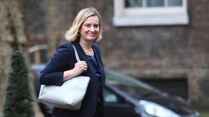 Work and Pensions Secretary Amber Rudd (Stefan Rousseau/PA)