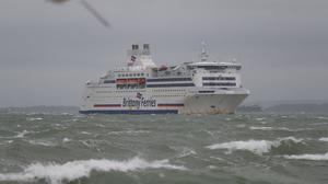 Deals have been agreed with Brittany Ferries, DFDS and Seaborne (Andrew Matthews/PA)