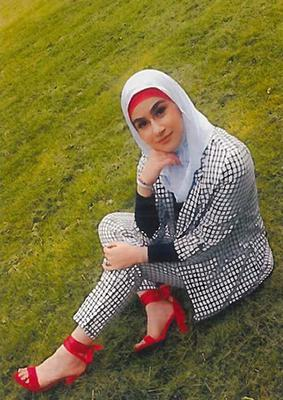 Aya Hachem is not believed to have been the intended target of the attack (Lancashire Police/PA)