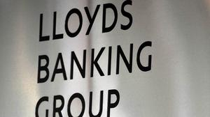 The taxpayer currently owns 25% of Lloyds Banking Group