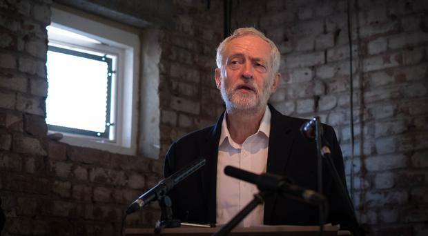 Jeremy Corbyn has the support of almost two thirds of those entitled to vote, a poll found