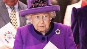 The Queen will deliver an address at the Commonwealth service (Richard Pohle/The Times/PA)