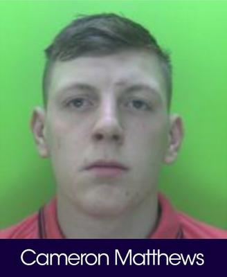 Cameron Matthews admitted administering the fatal punch on Mr Sinnott (Nottinghamshire Police/PA)