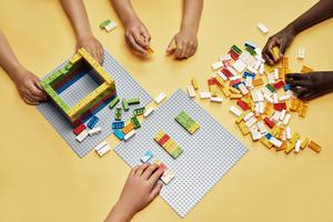 Lego is a timeless classic toy.