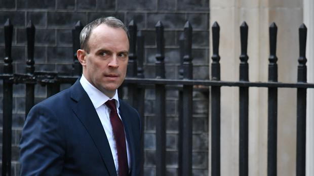 Foreign Secretary Dominic Raab has said there is no guarantee the COP26 climate change talks will go ahead in November (Dominic Lipinski/PA)