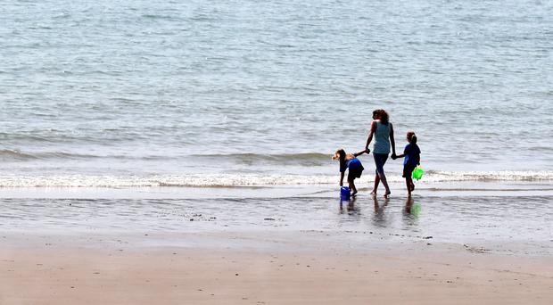 Almost one in 10 children are taking out of lessons for unauthorised term-time holidays, figures show (Gareth Fuller/PA)