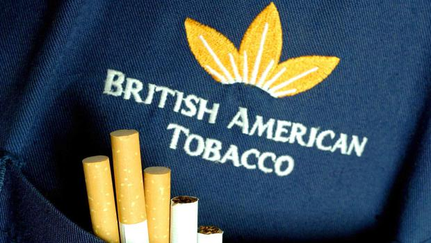 British American Tobacco said it was 'evaluating' the science and regulations of potentially using CBD and cannabis flavourings (Jason Alden/Newscast/PA)
