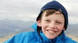 The 10-year-old boy has been identified as Michael Heeps (Police Scotland/PA)