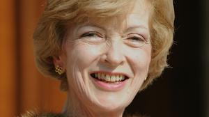 """Fiona Woolf insists she did not have a """"close association"""" with former cabinet minister Lord Brittan"""
