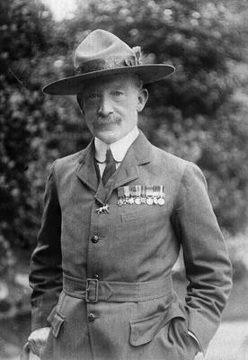 Robert Baden-Powell photographed in 1914 (PA Archive/PA)