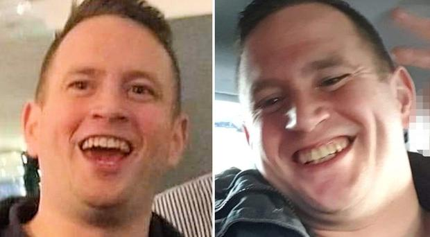 Missing firefighter Anthony Knott (Sussex Police/PA)