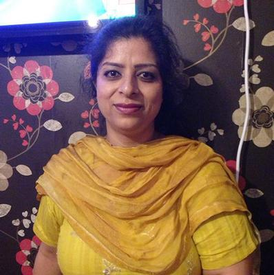 Two men have been charged with the murder of Amina Bibi