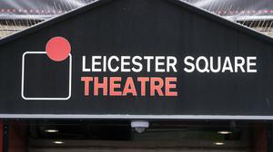 Oxfam's all-women comedy night was due to be held at London's Leicester Square Theatre (Hannah McKay/PA)