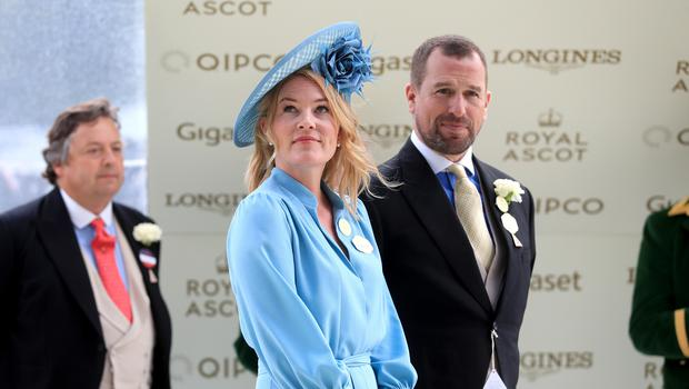 Autumn and Peter Phillips have separated (Adam Davy/PA)