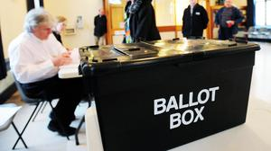 More than half a million adults in Scotland are not on the electoral register, according to new research (Rui Vieira/PA)