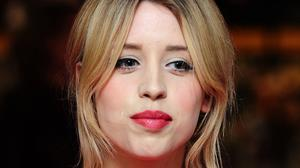 Peaches Geldof topped the list of Britain's most-searched-for celebrity of the year, according to Bing