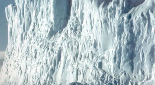The findings will heighten fears that melting ice could lead to rising sea levels worldwide (PA)