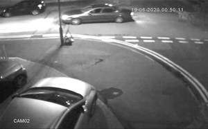"""Police are seeking information about a """"dark coloured car"""" that was seen driving away from the scene in North Cheam of Kyle Kelson's murder"""