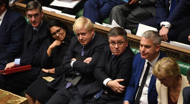There are mixed reactions in the media to the most recent happenings in the Commons (UK Parliament/Jessica Taylor/PA)