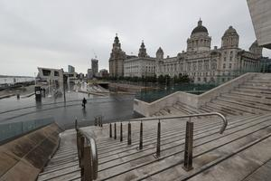 …to the popularity of Liverpool waterfront (Peter Byrne/PA)