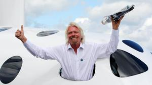 Sir Richard Branson has agreed to sell a stake in his Virgin Galactic enterprise (Steve Parsons/PA)