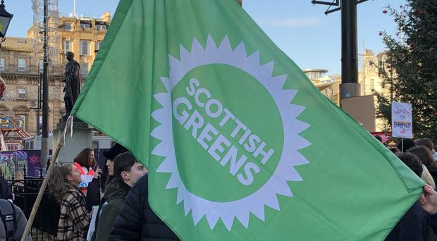 The party is standing candidates in 22 constituencies across Scotland (Lewis McKenzie/PA)