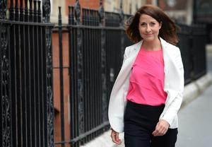 Liz Kendall, who was in the running to replace Ed Miliband, has rejoined Labour's top team (Stefan Rousseau/PA)