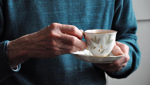 The report found that NHS staff working in the community spend just a third of their working day with patients (Kirsty O'Connor/PA)