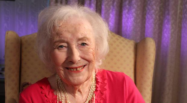 Dame Vera Lynn has won a legal battle for the trademark of her name (Decca Records/PA)
