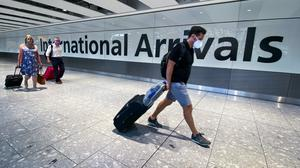People arriving into Scotland from Portugal will now have to quarantine for two weeks (Aaron Chown/PA)