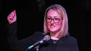 Labour leadership candidate Rebecca Long-Bailey says the debate on Brexit it over (Aaron Chown/PA)