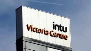 Intu has gone into administration (PA)