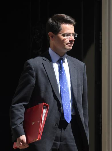 Secretary of state for communities James Brokenshire said it was 'an important step forward' (Victoria Jones/PA)