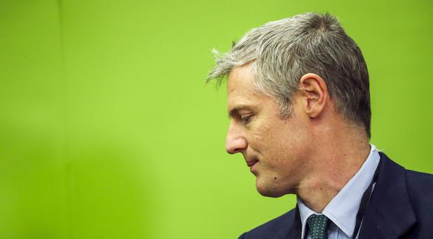 Zac Goldsmith (Steve Parsons/PA)