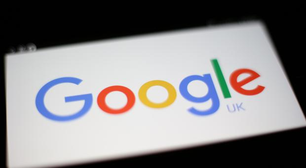 An Irish arm of Google has paid dividends of $50.8bn (£38.3bn) over the past two years ahead of it losing the benefits of the so-called 'Double Irish' tax scheme. (Yui Mok/PA)
